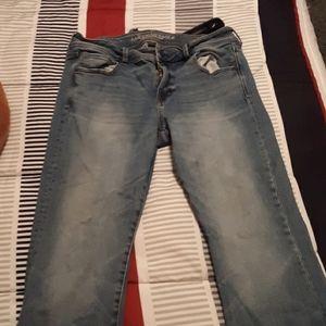 COPY - American eagle super x stretch jeans